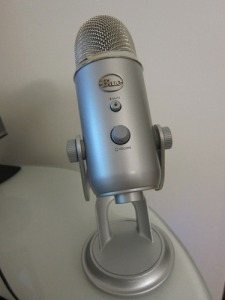 Blue Microphones Yeti Usb Microphone Platinum Edition